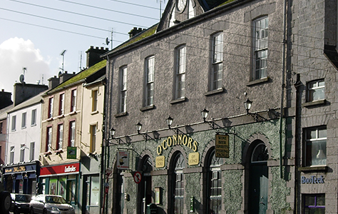 Historical Ballinrobe, Co. Mayo