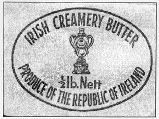Butter Logo | Seamus Ryan