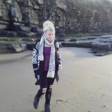 Walking the Lacken Back Strand after confirmation, Mayo. (Model: Melissa Land) | Photographer: Valkyriekerry Kelly