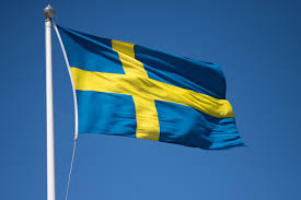 Flag of Sweden | https://commons.wikimedia.org/wiki/File:Flag_of_Sweden_2.jpg