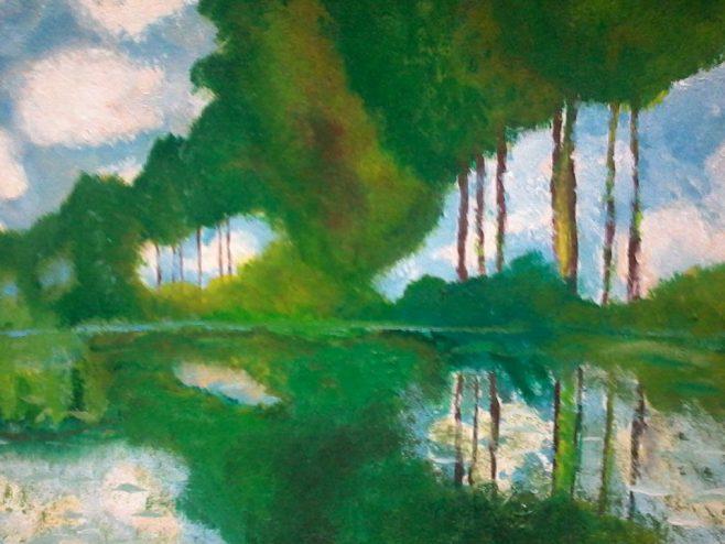 The Pond by Melissa Land | Melissa Land