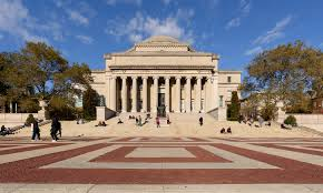 Columbia University New York | https://commons.wikimedia.org/wiki/File:Columbia_University_New_York_November_2016_002.jpg