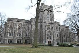 Fortham University. | https://commons.wikimedia.org/wiki/File:Fordham_University_11.JPG