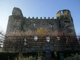 Rear View Carlow Castle | https://commons.wikimedia.org/wiki/File:Carlow_Castle_(rear_view),_Carlow,_Ireland.JPG