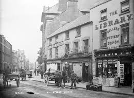 Hill Street, Newry, Co.Down | https://commons.wikimedia.org/wiki/File:Hill_Street,_Newry,_County_Down.jpg