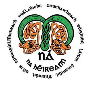 Mná na hÉireann design suggestion by Clare Horgan, Claregalway Historical Society   Clare Horgan