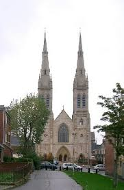 St. Peter's Cathedral Belfast. | https://commons.wikimedia.org/wiki/File:St_Peter%27s_Cathedral._-_geograph.org.uk_-_70230-2.jpg