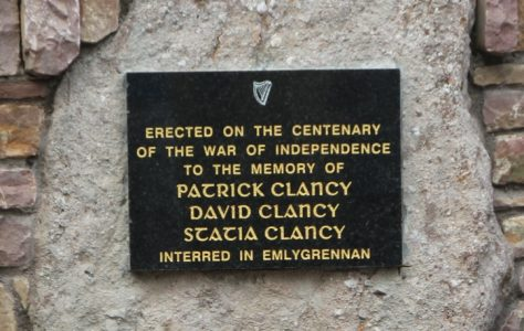 Clancy Occupants, House No 4