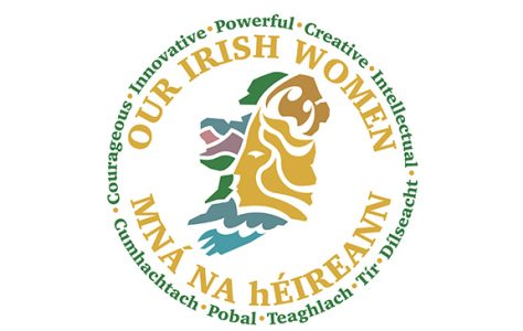 The Our Irish Women logo