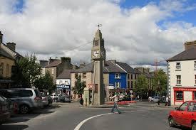 Town Clock Westport   https://commons.wikimedia.org/wiki/File:Westport_Mayo_Clock_Tower_2007_08_12.jpg