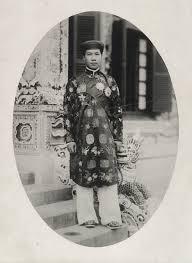 Emperor Boa Dai | https://commons.wikimedia.org/wiki/File:Empereur_Bao_Dai.jpg
