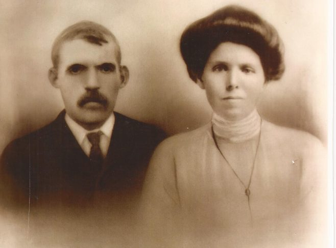 Archive image of Michael and Kate Heslin   Heslin Family archive