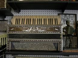 Paolo Soprani Accordian   https://commons.wikimedia.org/wiki/File:Comm._Paolo_Soprani_%26_Fgli._accordion_01.jpg