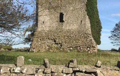 Shrule Castle, Mayo
