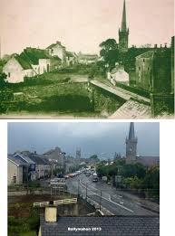 Ballymahon, Co. Longford 1880 | https://commons.wikimedia.org/wiki/File:Ballymahon_1880_V_2013.jpg