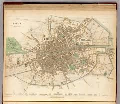 Map of Dublin 1836 | https://commons.wikimedia.org/wiki/File:1836_SDUK_map-of-Dublin.jpg