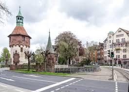 Freiburg Germany 2016 Joergensmi | https://commons.wikimedia.org/wiki/File:Schwabentorbr%C3%BCcke_(Freiburg_im_Breisgau)_jm57838.jpg