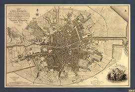 Dublin Map 1797 | https://commons.wikimedia.org/wiki/File:1797-map-of-Dublin.jpg