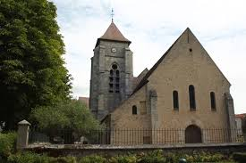 Chevilly Laurue Sainte - Columbe   https://commons.wikimedia.org/wiki/File:Chevilly-Larue_Sainte-Colombe_25.JPG
