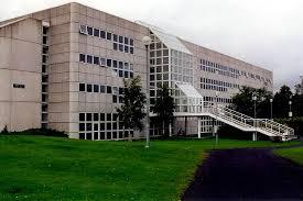 U. C. D.  by Joseph Mischyshyn | https://commons.wikimedia.org/wiki/File:University_College_Dublin_microbiology_building_-_geograph.org.uk_-_1627496.jpg