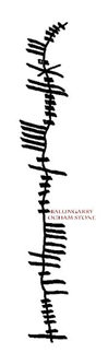 Ballingarry Ogham Text.png