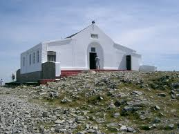 Oratory Croagh Patrick, Co. Mayo | https://commons.wikimedia.org/wiki/File:St_Patricks_Oratory_-_geograph.org.uk_-_186654.jpg