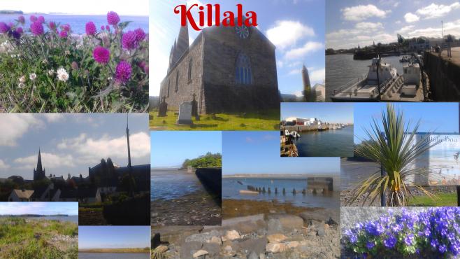 Killala, Mayo | Valkyrie Kerry and Declan Kelly