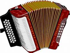 Irish Accordion | https://commons.wikimedia.org/wiki/File:Accordion_in_SVG_format_(vector).svg