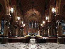 Cathedral of the Immaculate Conception Albany N Y C  | https://upload.wikimedia.org/wikipedia/commons/thumb/0/01/Cathedral_of_the_Immaculate_Conception