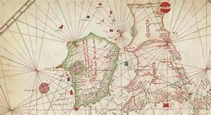 Hy -Brasil Map | https://www.ancient-origins.net/unexplained-phenomena/hy-brasil-legendary-phantom-island-ireland-003608