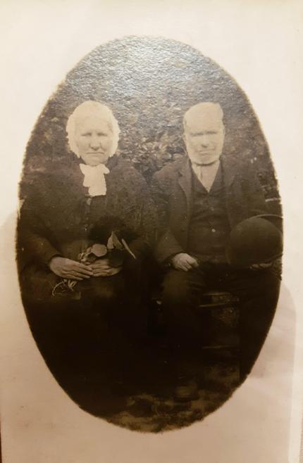 Mary and Stephen Goggin