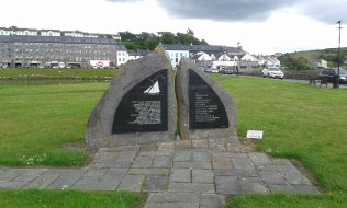 Memorial Westport Quay Co. Mayo | Author's Collection