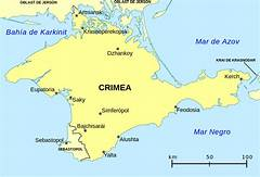 Crimea Map 2016 | https://commons.wikimedia.org/wiki/File:Crimea_map_es.svg