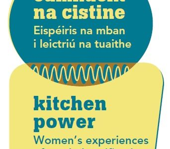 Kitchen Power: Women's experiences of rural electrification