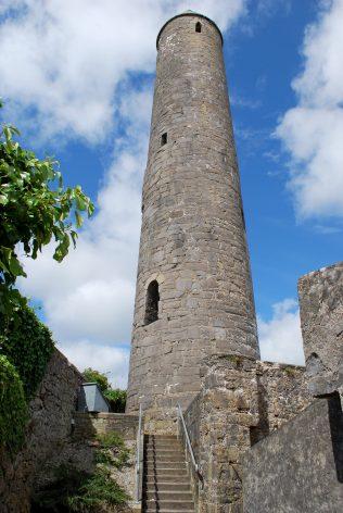 Round Tower Killala, Co. Mayo 2011 Erik Christensen   https://commons.wikimedia.org/wiki/File:Round_Tower_of_Killala,_County_Mayo.jpg