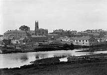 Navan, Co. Meath circa 1900 -1939 | https://commons.wikimedia.org/wiki/File:Navan_(An_Uaimh),_Co._Meath,_Ireland_(16265239630).jpg