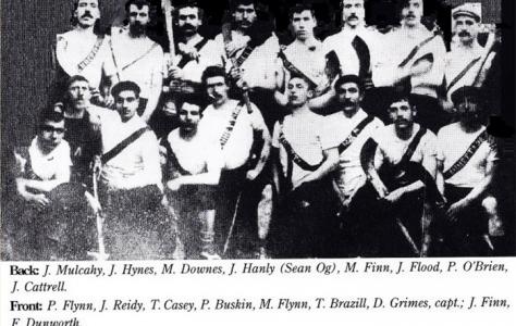Kilfinane All-Ireland Hurling Champions 1897