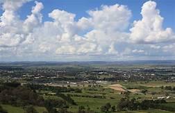 Bathurst N S W | https://commons.wikimedia.org/wiki/File:Bathurst_NSW,_panorama.jpg