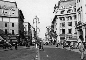 Oxford Circus London 1949 by Ban Brooksbank | https://commons.wikimedia.org/wiki/File:London_Oxford_Circus,_1949_geograph-3044387-by-Ben-Brooksbank.jpg