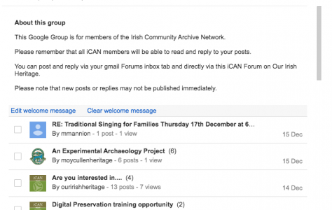 iCAN Forum