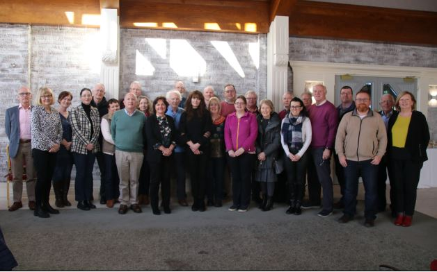 iCAN members attend Network meeting in Shannon, Co. Clare | GK Media
