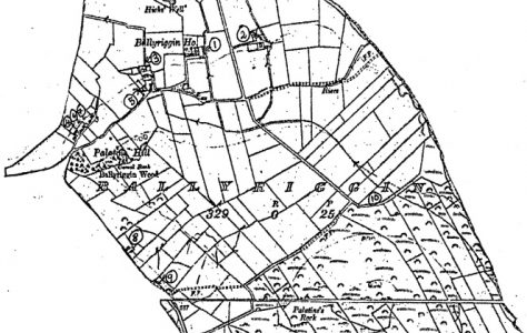 Scanned Townland Maps