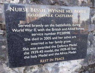 Bessie Boyle Memorial, Mayo Peace Park, Castlebar | NBC Collection