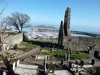 St. Mary's Abbey, Howth, Co. Dublin 2014 | https://commons.wikimedia.org/wiki/File:St_Mary%27s_Abbey,_Howth,_County_Dublin.jpg