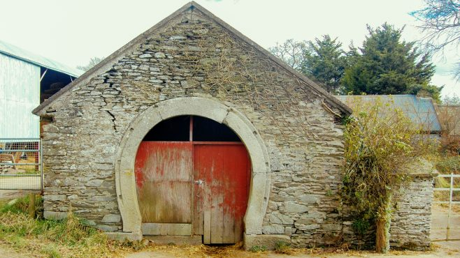 Vernacular Forge in County Kildare