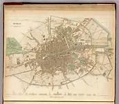 1836 Map of Dublin | https://commons.wikimedia.org/wiki/File:1836_SDUK_map-of-Dublin.jpg