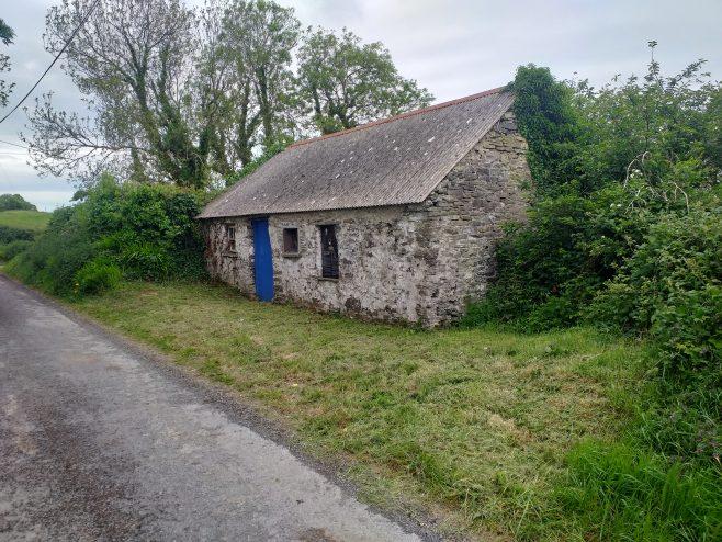 The Blind Piper's Home (Pádraig O'Briain) | Knockaphutteen, Labasheeda, Co. Clare (Stephen Mc Donagh)
