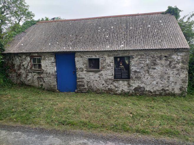 The Blind Piper's Home (Pádraig O Briain) | Knockaphutteen, Labasheeda, Co. Clare (Stephen Mc Donagh)