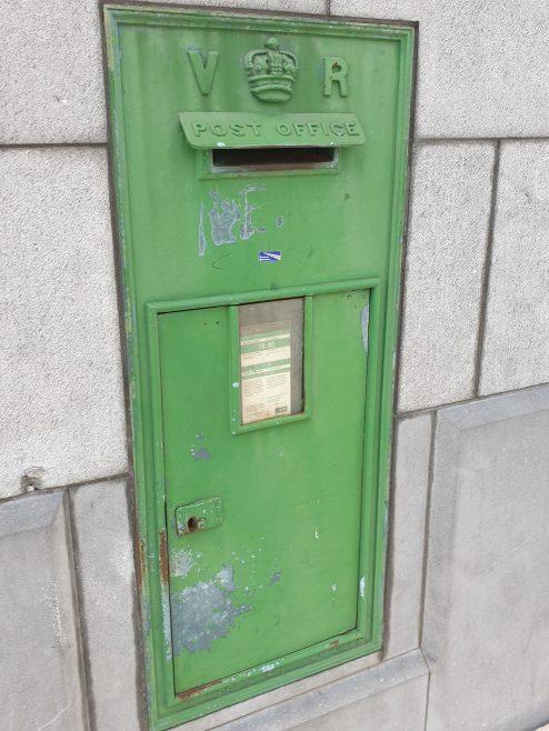 Post  box | Andrew Cox