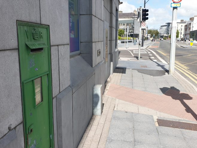 Location at the junction of Parnell street, Catherine street and the Mall | Andrew Cox